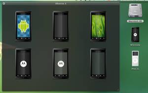 Motorola Droid or Milestone