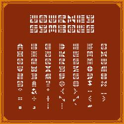Journey Symbols Font