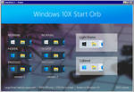 Windows 10X Start Orb