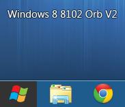 Windows 8 8102 Metro Orb by KikooKubus