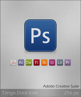 Tango Adobe CS Icons by sakurakira