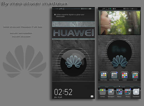 huawei P30 lite by meo themes