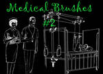 Medical brushes number 2