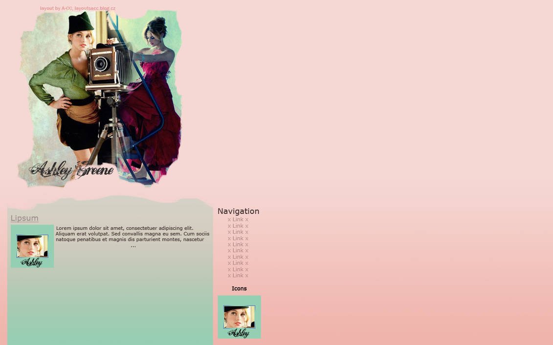 Layout 0.9 by Clergna