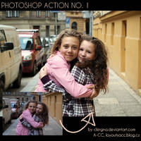 Photoshop Action 0.1 by Clergna