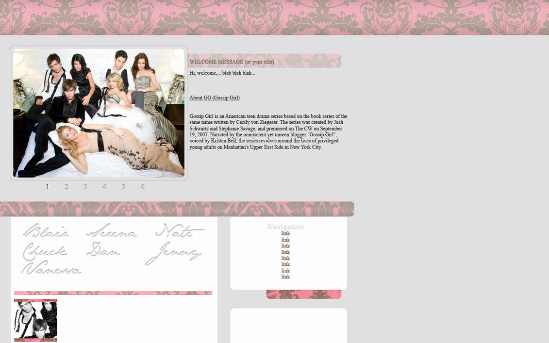 Layout 2.6 by Clergna
