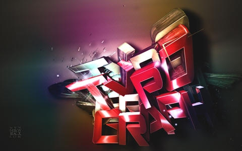 TYPOGRAPH by ndrewblack