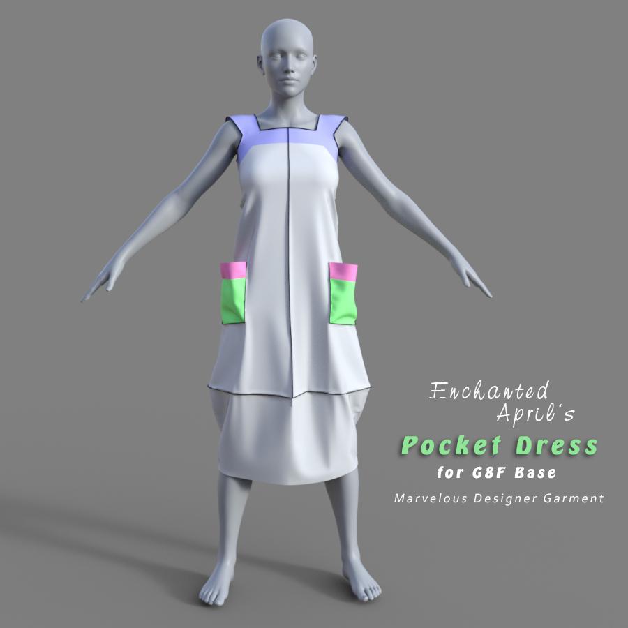 EA's Pocket Dress