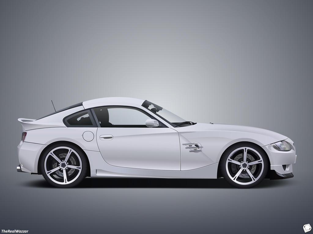 Ac Schnitzer Bmw Z4 M Coupe My Collection Pinterest