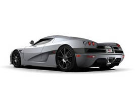 Koenigsegg CCX Vector by ThEReAlWaZzAr