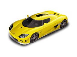 Koenigsegg CCX 2 Vector by ThEReAlWaZzAr