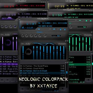 Neologic Color Pack by xxtayce