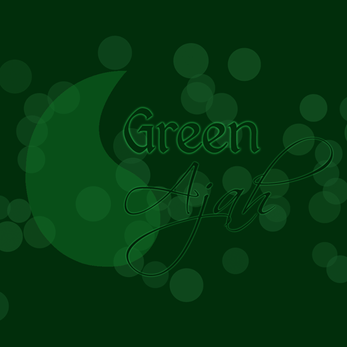 Ajah iPhone/Android Wallpaper: Green Ajah by xxtayce on DeviantArt