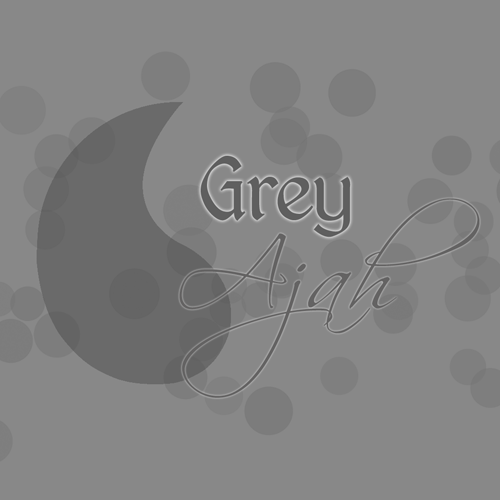 Ajah iPhone/Android Wallpaper: Gray/Grey Ajah by xxtayce on DeviantArt