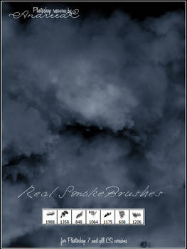 UNRESTRICTED - Real Smoke Brushes