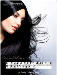 UNRESTRICTED - Windblown Hair Brushes
