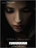 UNRESTRICTED - Tears Brushes by frozenstocks