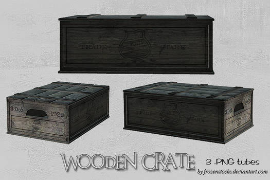 UNRESTRICTED - Crates Tubes
