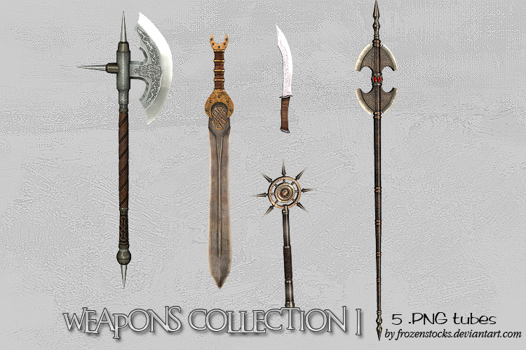 UNRESTRICTED - Weapons Collection 1