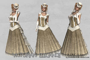 UNRESTRICTED - Victorian Elegance Tubes by frozenstocks