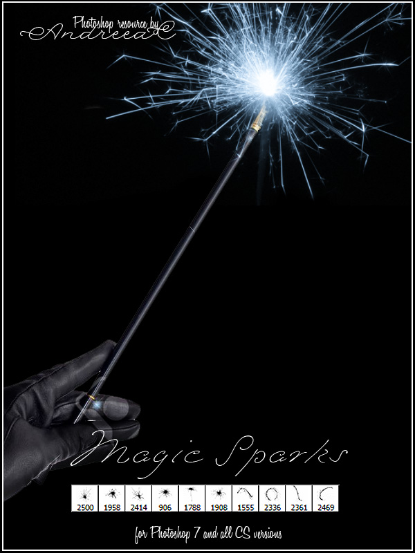 UNRESTRICTED - Sparks Brushes