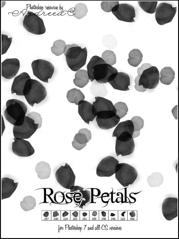 UNRESTRICTED - Dynamic Rose Petals by frozenstocks on DeviantArt