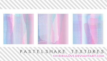 Icon Textures: Pastel Shake