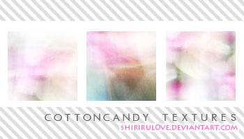 Icon Textures: Cotton Candy