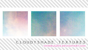 Icon Textures: Cloudy Shade