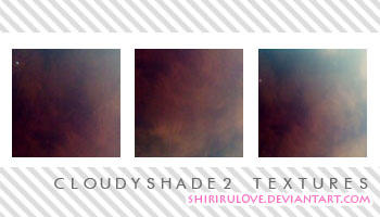Icon Textures: Cloudy Shade 2