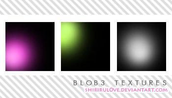 Icon Textures: Blob 3