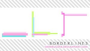Icon Textures: Border Lines