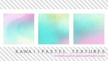 Icon Textures: Kawaii Pastel