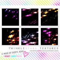 Icon Texture: Twinkle Stars