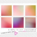 Icon Textures: Simplicity