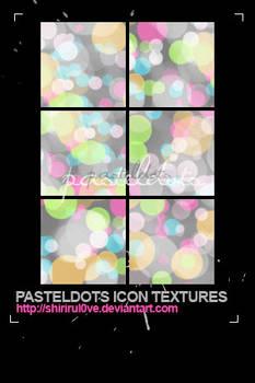 Icon Textures: Pastel Dots
