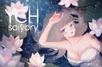 Water Lily | Animated Ych 3/3 slots Closed by Saiyory