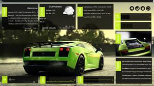 GreenCarpet Pack v1.2 for Xwidget
