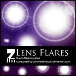 Brush - Lens Flare