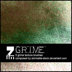 Brush - Grime