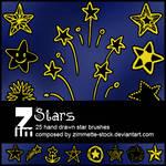 Brush - Stars