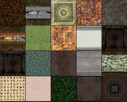 Mixed Texture Pack