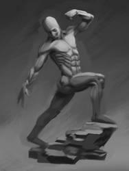 Anatomy Study by ArtOfThompson