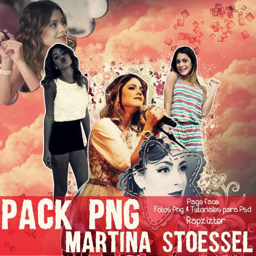 pack png de Martina Stoessel by Rapzizterk3