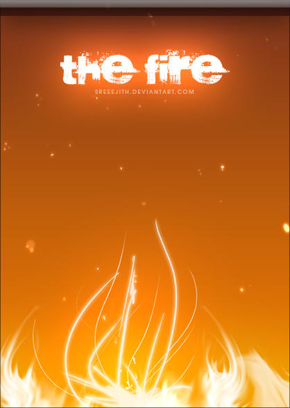 The Fire by sreeejith