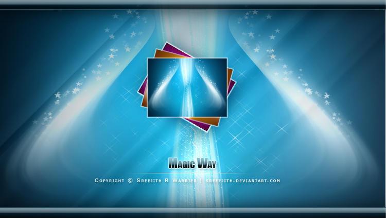 Magic Way by sreeejith