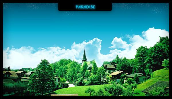Paradise by sreeejith