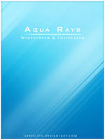 Aqua Rays by sreeejith