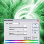Swirl Photoshop Action