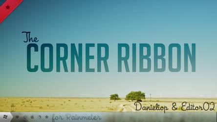 Corner Ribbons for Rainmeter